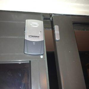 Sliding Patio Door Alarms