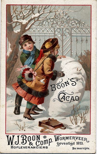 CACAO BOON♥ CHILDREN AND SNOWBALL | Flickr - Photo Sharing!