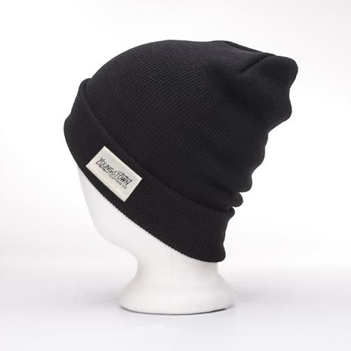 d825647c Logo Patch Beanie | Products | Beanie, Patches, Logos