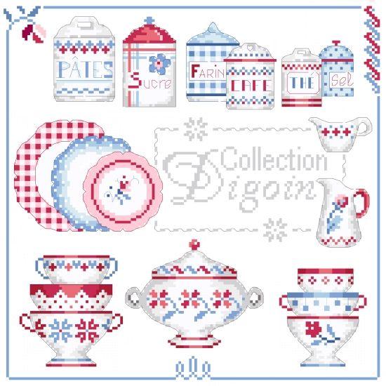 Collection Digoin de Passion Bonheur