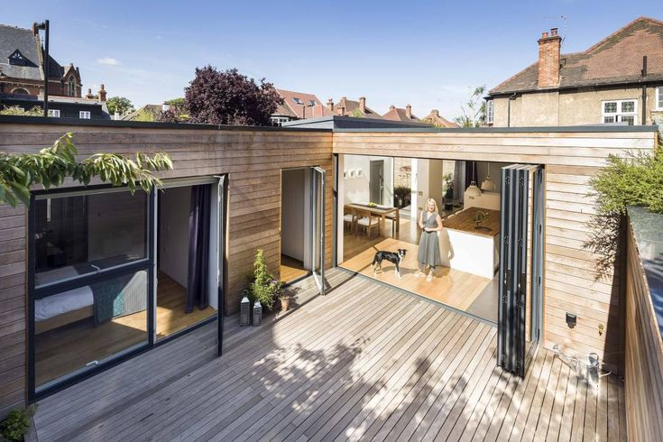The courtyard house with a surprise at its core