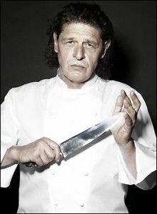 Eat at one of Marco Pierre White restaurants