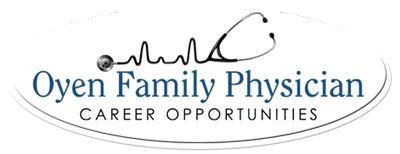 Oyen Family Physician Career Opportunties