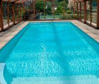 Schwimmbadüberdachung   Referenzen