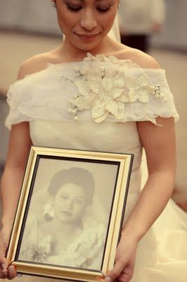 Filipiniana Theme For The Gown Of Bride It Could Be A Terno