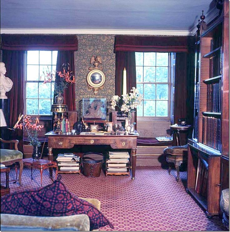 Study Room With Aquarium: 166 Best Library Images On Pinterest