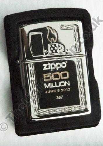 500th Million Zippo Armor Limited – Zippo