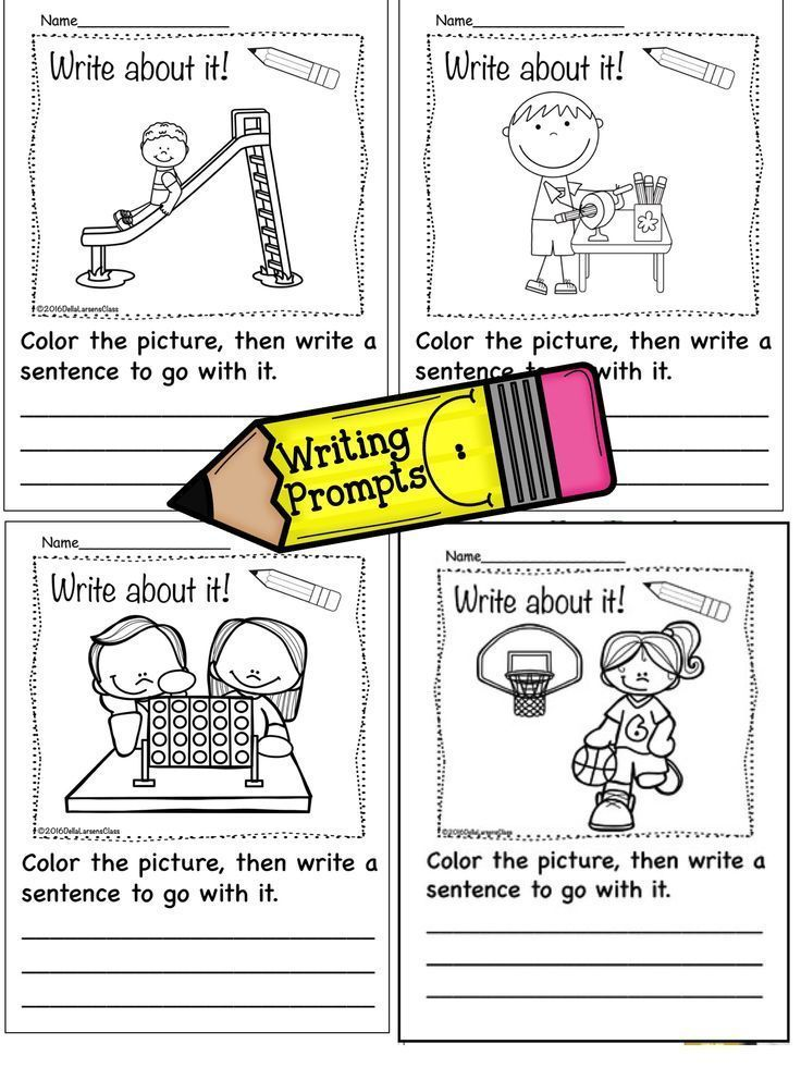 sixth grade writing prompts