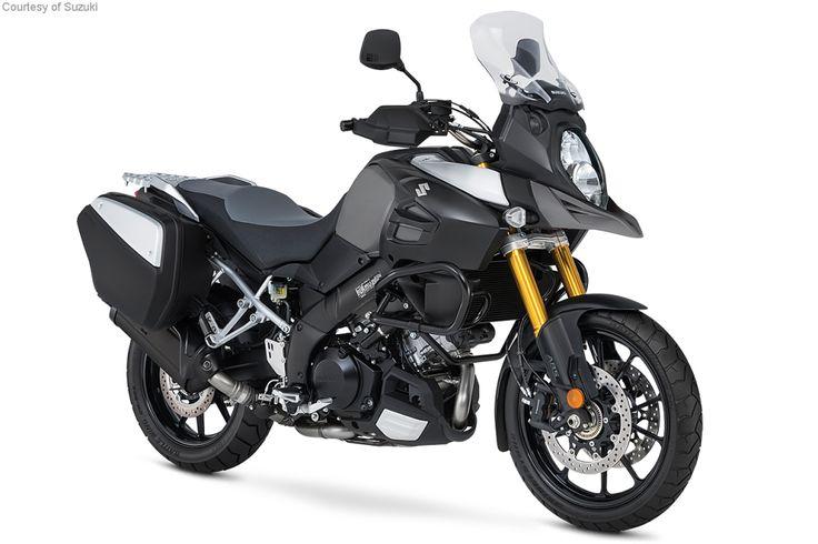 2016 Suzuki V-Strom 1000 ABS Adventure.