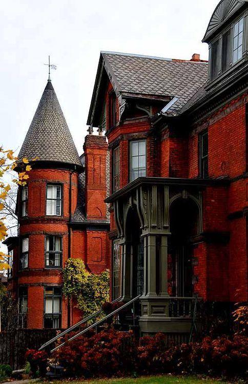 Spire, Hamilton, Ontario, Canada (where I live) :)