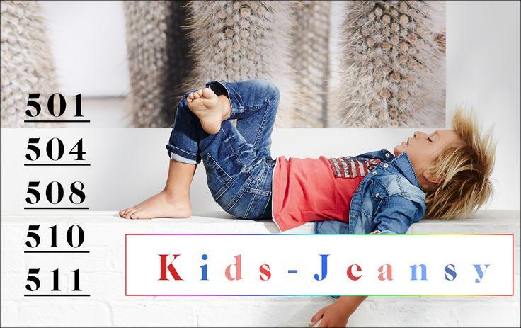 #brandpl #levis #kids #jeansy
