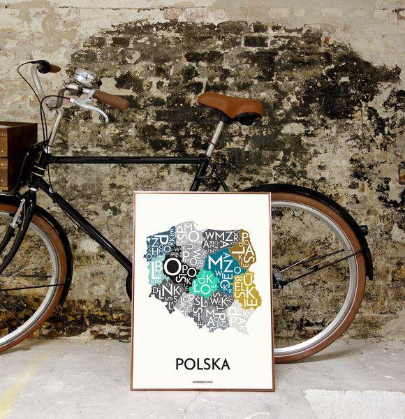 Plakat Polska- specjalna edycja | Designzoo