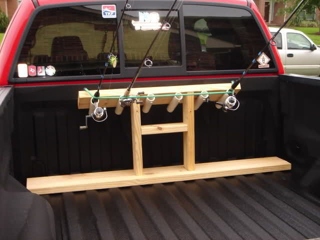 another rod holder