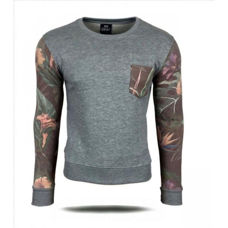 Gave heren sweater van het casual merk Rusty Neal in de maten S t/m XXL  🇮🇹️ www.italian-style.nl 🇮🇹️ - Vragen? bel 0527-240817 of mail naar info@italian-style.nl - Snelle levering  - Ruime collectie - Webshop keurmerk - Scherpe prijzen