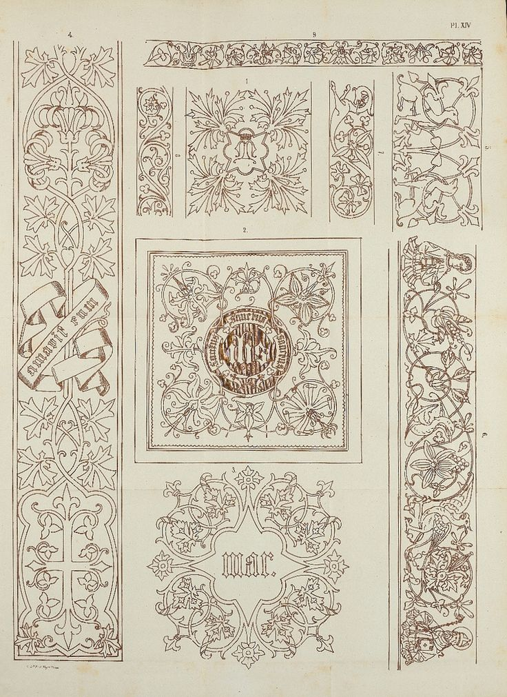 Attractive Ecclesiastical Embroidery Patterns Gallery Blanket