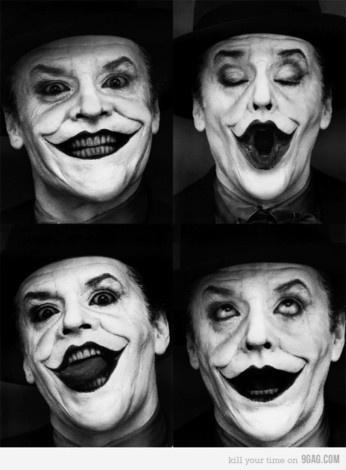 The Original Joker: The Joker, Face, Jokers, Jack O'Connell, Movie, Batman, Jack Nicholson, Jacknicholson