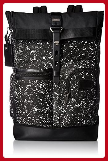 Tumi Alpha Bravo Luke Roll-Top Backpack, Galaxy Print, One Size - Dont forget to travel (*Amazon Partner-Link)