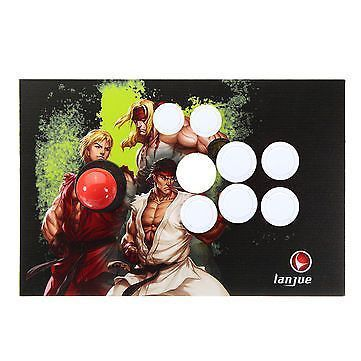 Fighting Stick Arcade Joystick Street Fighter Game Controller For Android PC PS: $65.79 End Date: Tuesday Dec-26-2017 18:11:08 PST Buy It…