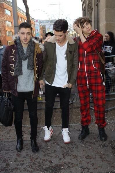 Arriving to ITV 2