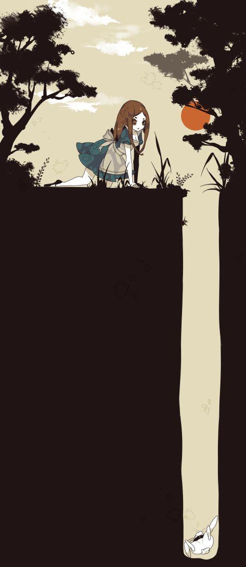 Kara-Chan   Alice In Wonderland #35