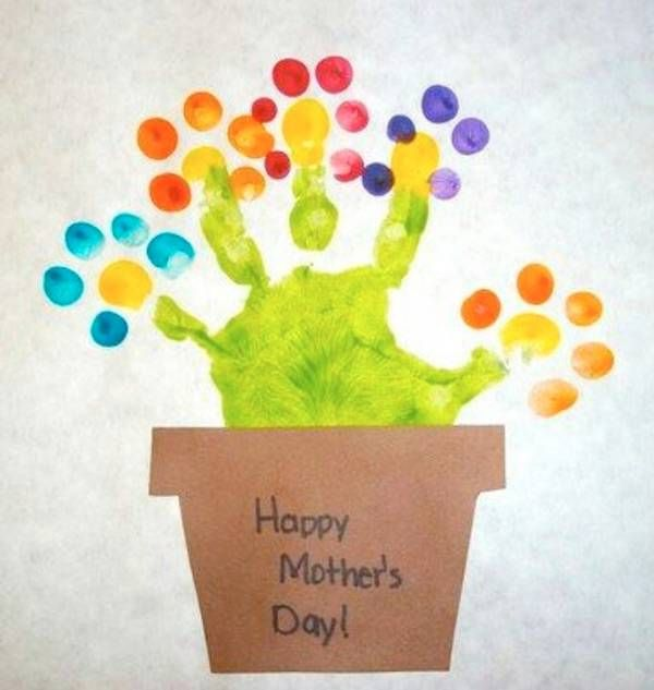 Handmade Mother's Day Ideas 2014