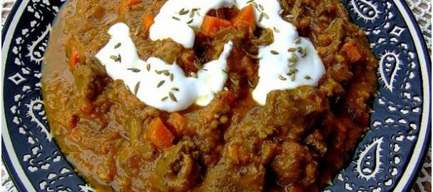 South African Cape Malay Fish Curry | Fish is the dish