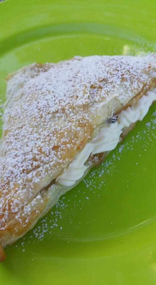 Fresh Apple Turnover |