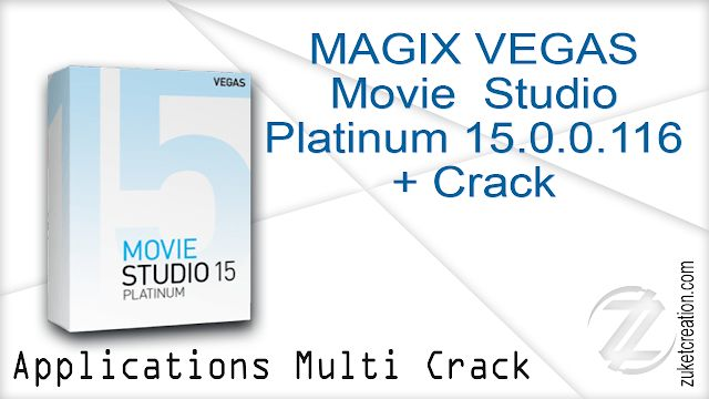 magix vegas movie studio platinum