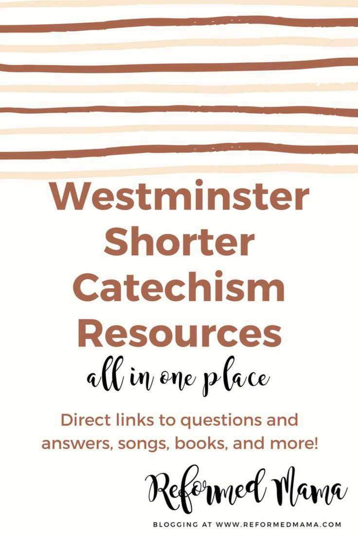 graphic relating to Westminster Shorter Catechism Printable called Westminster Limited Catechism Supplies Increasing Christ