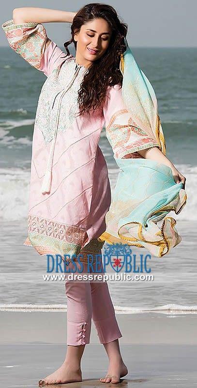 Crescent Lawn 2015 Faraz Manan - Pakistani Brands Online Shopping
