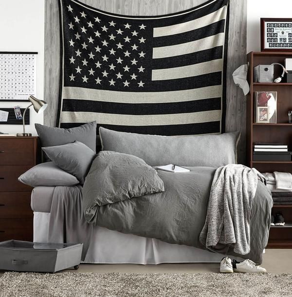 Guys Dorm Room Decor - Dorm Room Ideas For Guys | Dormify