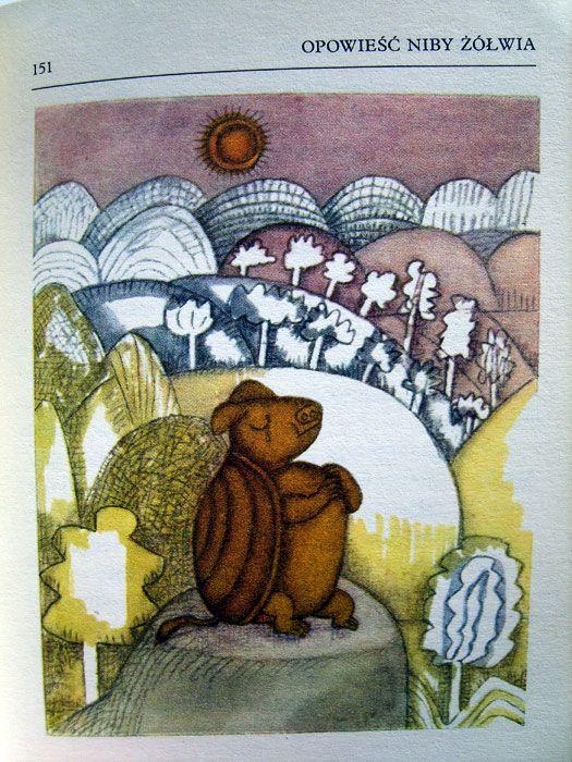 Alicja w Krainie Czarów by Lewis Carroll - Ilustracje: Olga Siemaszko - Nasza Księgarnia, Warszawa, 1955