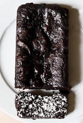 Quadruple chocolate loaf cake | broma bakery