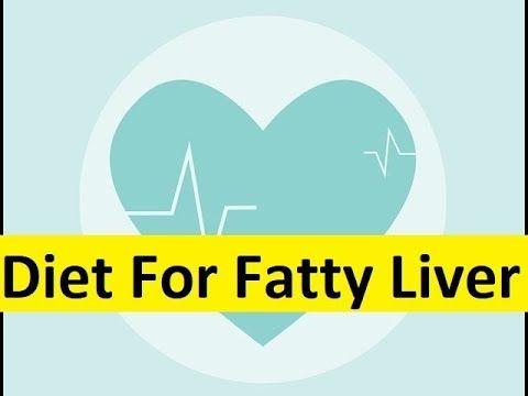 Diet For Fatty Liver