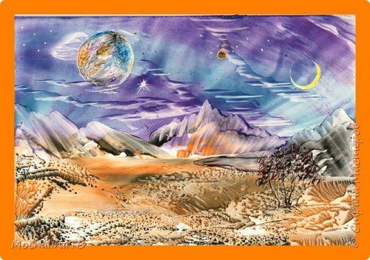 Предлагаю вашему вниманию ряд космических сюжетов. фото 2