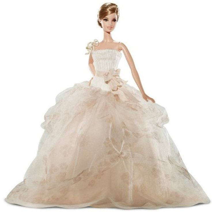 29 besten Best Bridal Barbies Bilder auf Pinterest | Barbie braut ...
