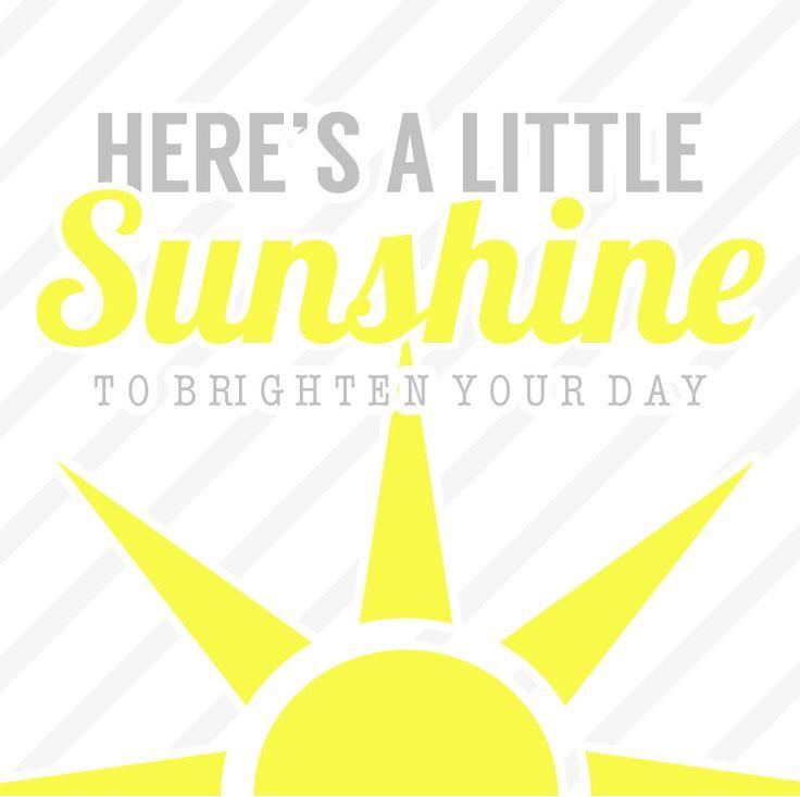 bucket of sunshine