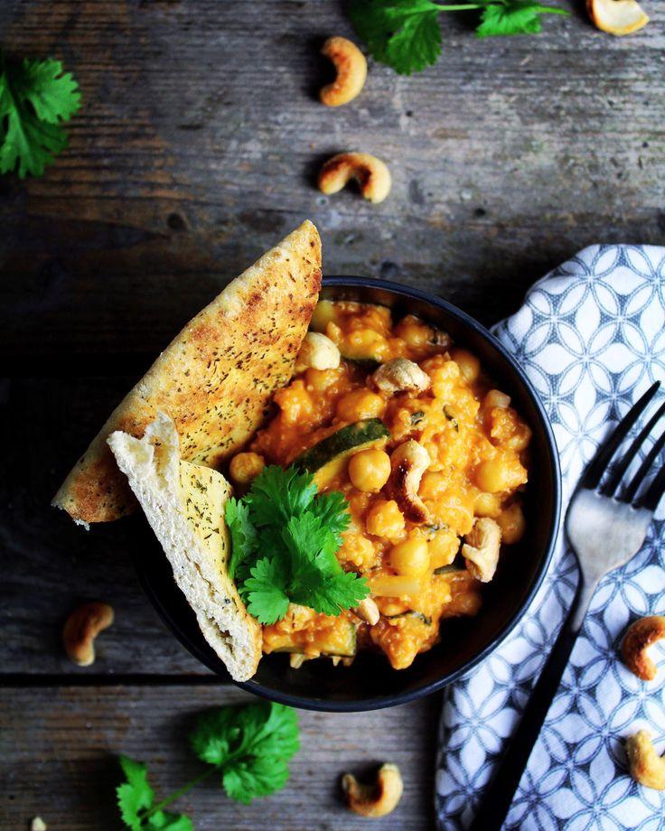One pot med kikærter, quinoa & kokosmælk – Pernille Rosenkilde – sund vegetarmad til krop, sjæl og sanser