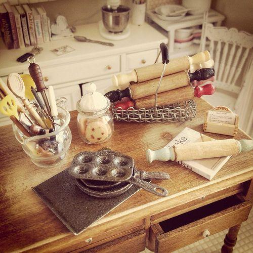 I love miniature kitchenware :) | Flickr - Photo Sharing!