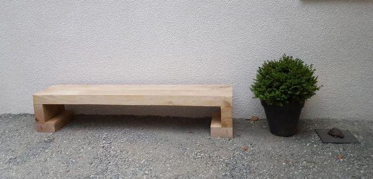 Traverse bois pour bordure paysagère - Acheter au meilleur prix