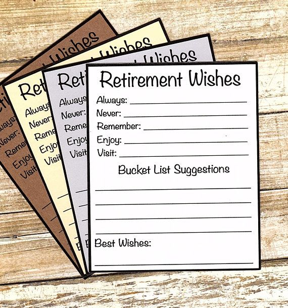 Funny Bucket List Ideas For Retirement | just b.CAUSE