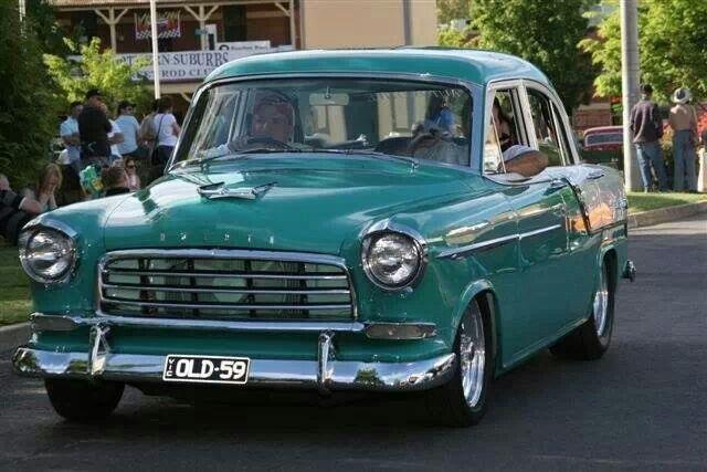 1959 Holden FC Special Sedan