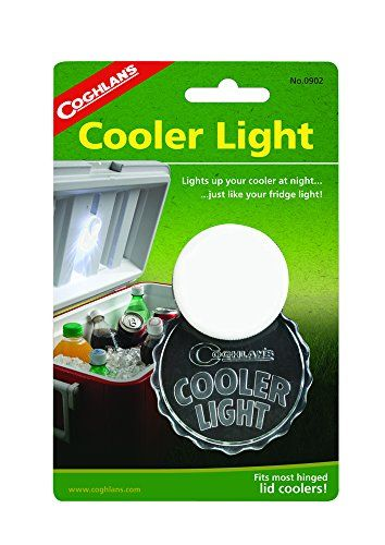 If you talk to my husband, he would tell you the most important light at any dispersed camping site is the one that lights up the cooler of beer! The Cooler Light has an LED light which is designed to turn on when you open the cooler lid and off after the lid is closed for 20 seconds, automatically! As a side note, they work if the cooler is filled with food too…LOL! http://www.campingforfoodies.com/waited-long-trying-make-campground-reservation-area-campgrounds-fulldont-give-upgo-dispersed/