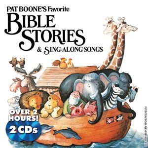 Favorite Bible Stories & Sing-Along Songs