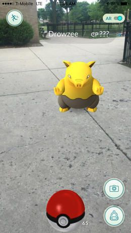 Pokémon Go Is The Most Addicting App In Years. Here's Why It Matters | Co.Design | business + design