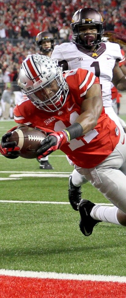 Vonn Bell #11 } ***************** Ohio State Football #GoBucks #Buckeyes