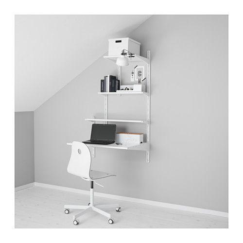 ALGOT Wall upright/shelves IKEA
