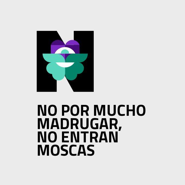 No por mucho madrugar,  no entran moscas #refraneroloco https://notegraphy.com/ijimenez/note/1393014…