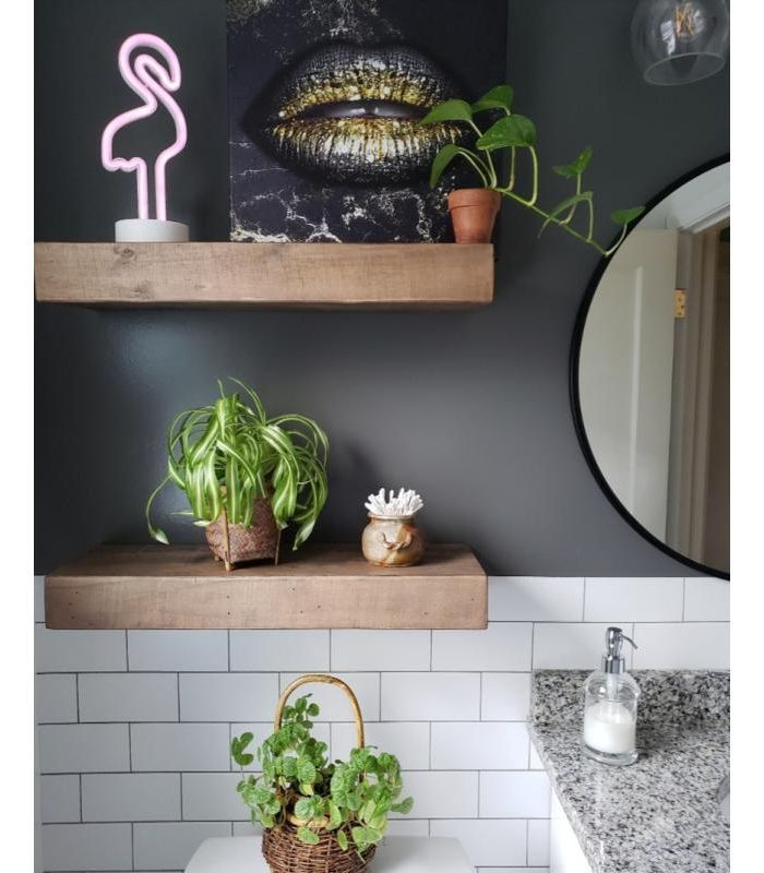 Pin On Small Laundry Room Makeover Small Laundry Room Makeover Textured Subway Tile Laundry Room Wallpaper