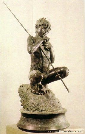 Vincenzo Gemito (1852 - 1929): Il pescatore